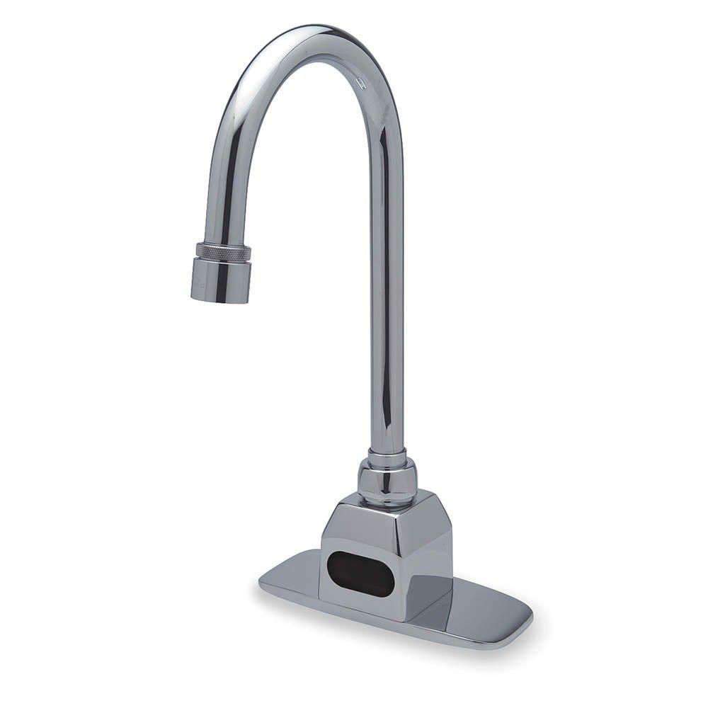 Zurn Z6920-XL Battery Powered Gooseneck XL Faucet: Bathroom Sink ...