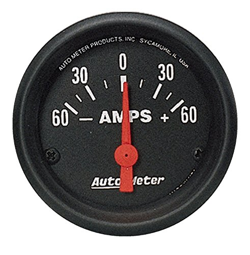 Auto Meter 2644 Z-Series Electric Ammeter Gauge ()