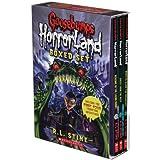 Goosebumps Horrorland Boxed Set