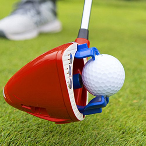Swing Coach Club Trainer Kit, Red