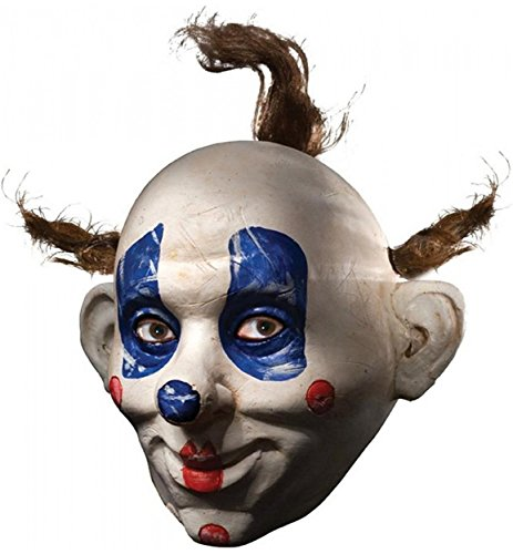 Rubie's Costume Co Men's Batman The Dark Knight The Joker Henchman Spare Adult Mask, Multi, One