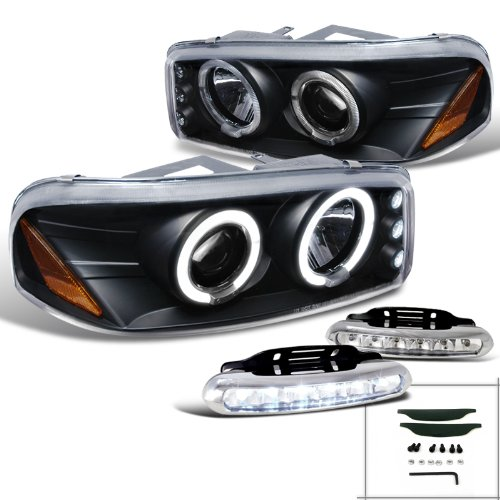 05 denali halo headlights - 9