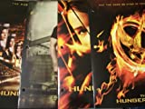 The Hunger Games 4 Folder Set ~ Stadium, Peeta, Katniss, Burning Mockingjay
