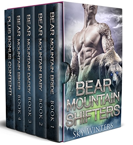 Bear Mountain Shifters Complete Series Box Set by [Winters, Sky]