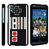 MINITURTLE Case Compatible w/ [HTC Desire 626 Slim Case, Desire 626s Case, 650 Case][Snap Shell] Hard Plastic Slim Fitted Snap on case w/ Unique Designs Game Controller For Sale