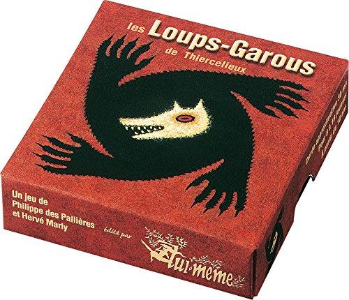 Lui-Même - Jeu De Poche - Les Loups-Garous De Thiercelieux product image