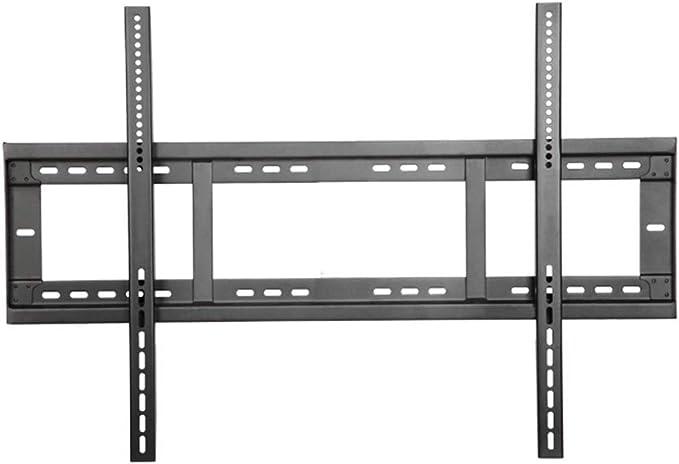 Soporte de pared universal for trabajo pesado TV for televisores de 65-100 pulgadas, televisores de pantalla de TV Soporte de pared for la mayoría de planos fijos delgado Ultra, 800x800mm hasta VESA