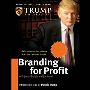 Branding for Profit Audiobook