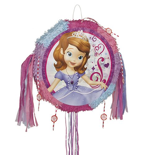 Sofia The First Costume Ideas (Sofia the First Pinata, Pull String)