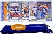 Connor McDavid (5) Assorted Hockey Cards Bundle - Edmonton Oilers Trading Card