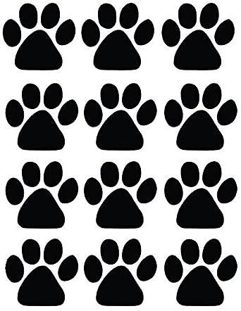 CK-Decal-40-272 Decoración artículo 12 del perro del gato animales de