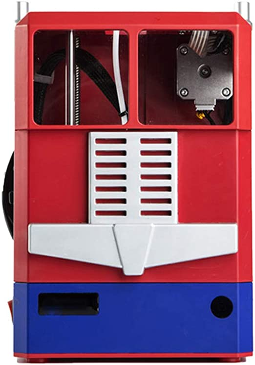 Lzww Kit de Impresora 3D DIY Fácil de Usar Mini extrusora de ...