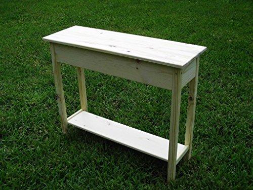 Pine Sofa Table - 8