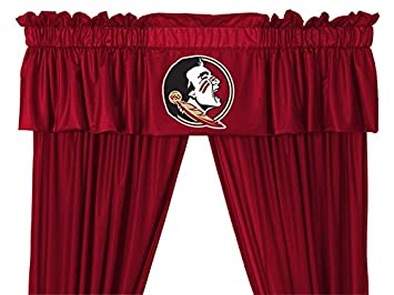 Amazon.com: NCAA Florida State Seminoles - 5pc Jersey Drapes ...