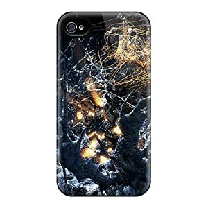 DaMMeke ScBZALY5380ClcyN Protective Case For Iphone 4/4s(abstract 18 Hd)