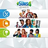 THE SIMS 4 BUNDLE - GET TO WORK DINE OUT COOL KITCHEN STUFF - PS4 [Digital Code]