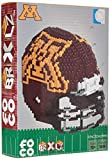 FOCO NCAA Mini BRXLZ 3D Helmet Building Blocks Set