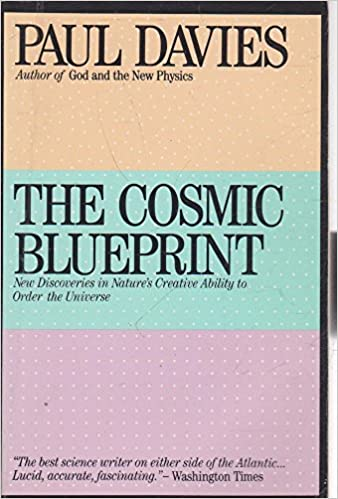 The cosmic blueprint new discoveries in natures creative ability the cosmic blueprint new discoveries in natures creative ability to order the universe amazon p c w davies 9780671675615 books malvernweather Choice Image