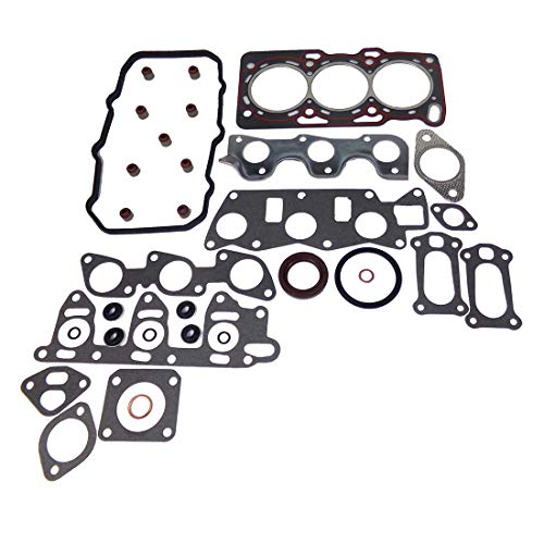 (DNJ HGS705 Graphite Head Gasket Set for 1987-1994 / Subaru/Justy / 1.2L / SOHC / L3 / 9V / 1189cc / VIN 7, VIN 8)