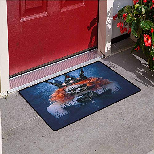 Gloria Johnson Queen Front Door mat Carpet Queen of
