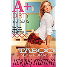 HER BIG STUFFING (Forbidden Erotic Taboo Collection)