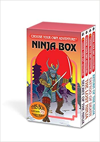 Amazon.com: Ninja Box (Choose Your Own Adventure ...