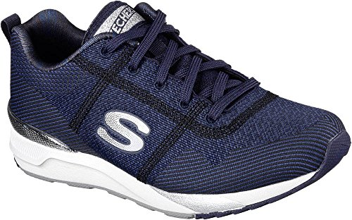 Skechers Originals Womens Retros OG 90 Rad Runner Fashion Sneaker Navy