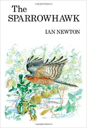 Book The Sparrowhawk (Poyser Monographs)