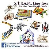 S.T.E.A.M. Line Toys Elenco WeMake Super Deluxe