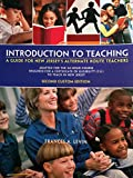 Introduction to Teaching: A Guide for New Jersey s Alternate Route Teachers [...