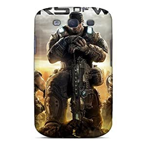 2011 Gears Of War 3 Awesome High Quality Galaxy S3 Case Skin