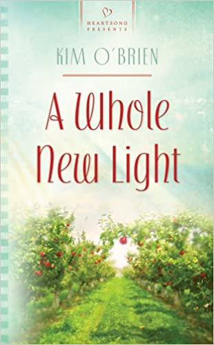 Book A Whole New Light (Connecticut Weddings Series #2) (Heartsong Presents #853)