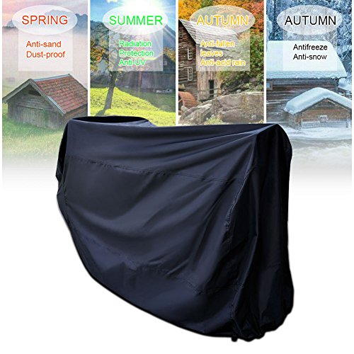 oxford motorcycle cover xxl waterproof outdoor motorbike cover for sport bike harley davison. Black Bedroom Furniture Sets. Home Design Ideas