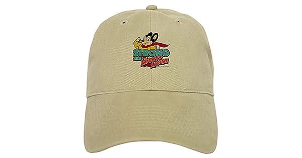Amazon.com: CafePress Strong Mighty Mouse – Gorra de béisbol ...
