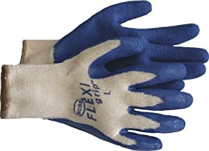 Boss 8426L Large Flexi Grip Knit Gloves Garden, Lawn, Supply, Maintenance
