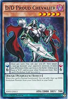SDPD-EN033 1st Ed D//D Recruits Common Card Yu-Gi-Oh! Single Card YuGiOh