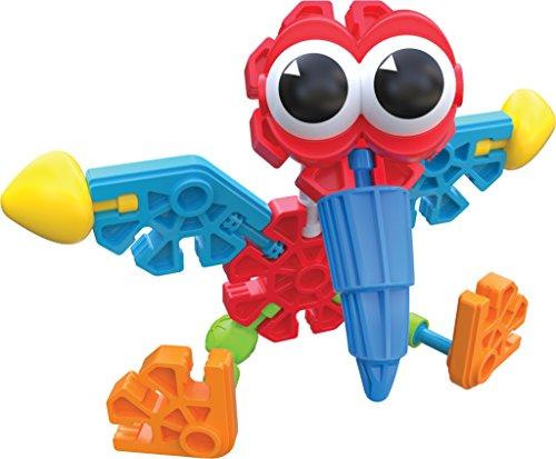 51DtVsinJfL - K'Nex Zoo Friends Construction Toy (55 Piece)