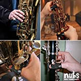NUBS Thumb Protectors for Sax, Oboe, Clarinet and