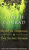 Image of Heart of Darkness and the Secret Sharer (Signet Classics) by Joseph Conrad (2008-08-05)