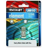 Patriot Element 16GB 3.0 USB Flash Drive (PSF16GLSEL3USB)