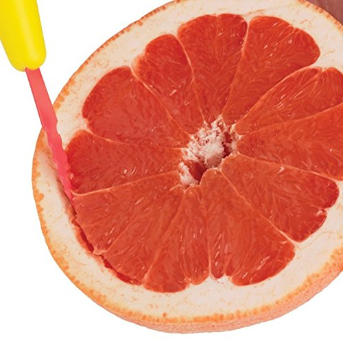 Nonstick Squirtless Grapefruit Knife, Set of 2 by Norpro (Image #3)