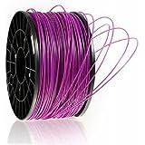 Repko 3D ABS - 1KG 1.75mm Purple ABS 3D Printer Filament, Dimensional Accuracy +/- 0.05 mm, 1 kg Spool, 1.75 mm, Purple