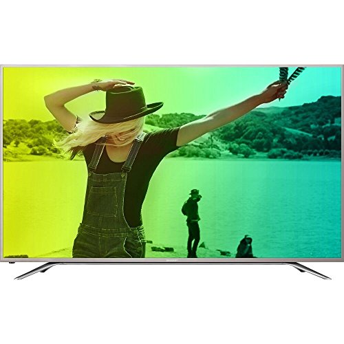 Sharp LC-55N7000U 55-Inch 4K Ultra HD Smart LED TV (2016 Model) (4k Aquos Sharp)