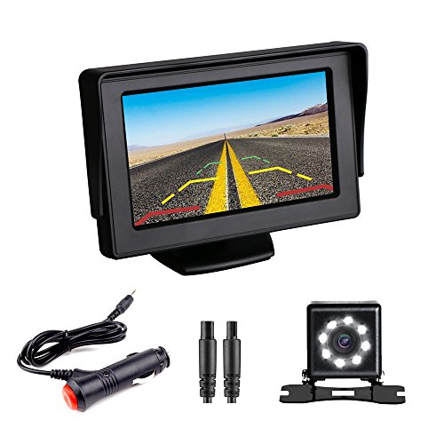 auto backup camera wired - 5
