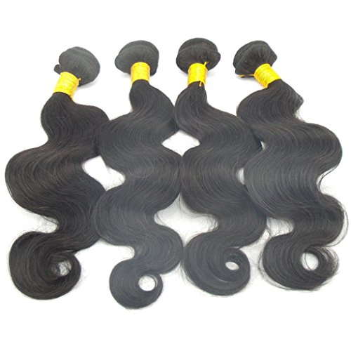 LaNova Beauty Remy Hair Extensions,Size:4pcs 26inch,Body Wave,Natural Color,4pcs/lot,100g/pc,Wholesale Human Hair Distributors