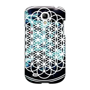 Casesbest88 Samsung Galaxy S4 Mini Shock Absorption Cell-phone Hard Cover Customized Nice Bring Me The Horizon Band Bmth Skin [gTC3013hJBD]