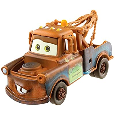 Disney Cars Radiator Springs Mater Diecast Car #2/14 [2016]: Toys & Games