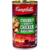 Campbells Chunky Roast Chicken and Vegetable Soup, 505 g