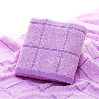 Jingzou Simple cotton bath towel beach towel