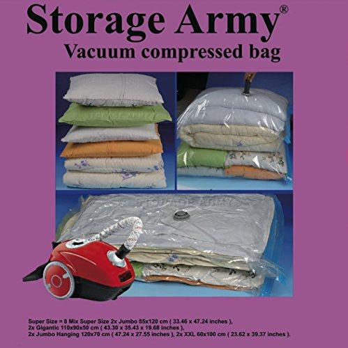 Gigantic Compressed Organizer Storage protection